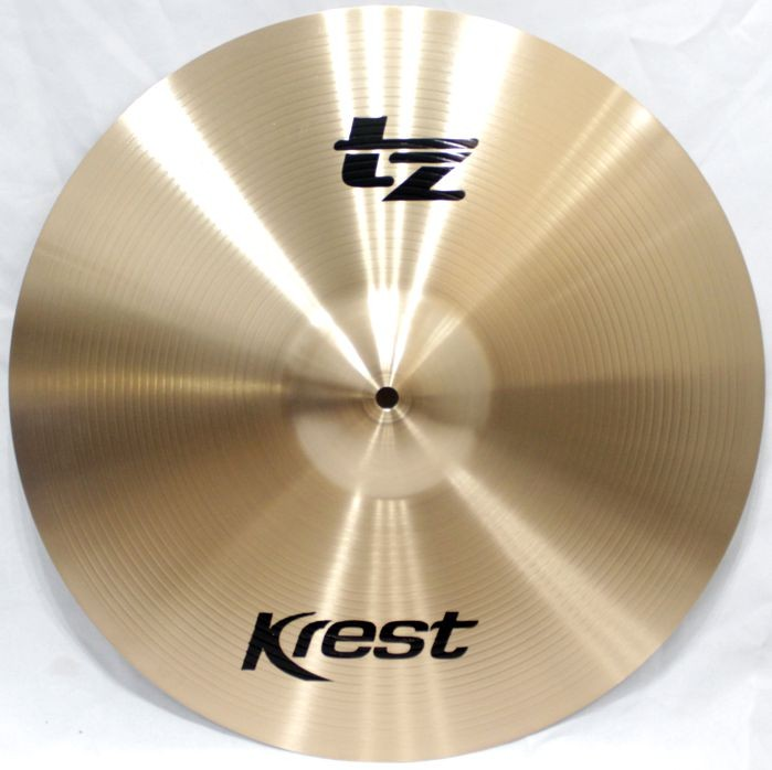 Prato Medium CRASH - Ataque - 18 Serie TZ da KREST CYMBALS - Bronze B8