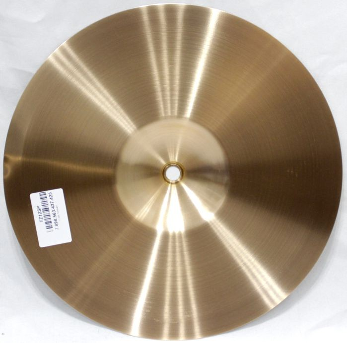 Prato SPLASH 12 Serie TZ da KREST CYMBALS - Bronze B8