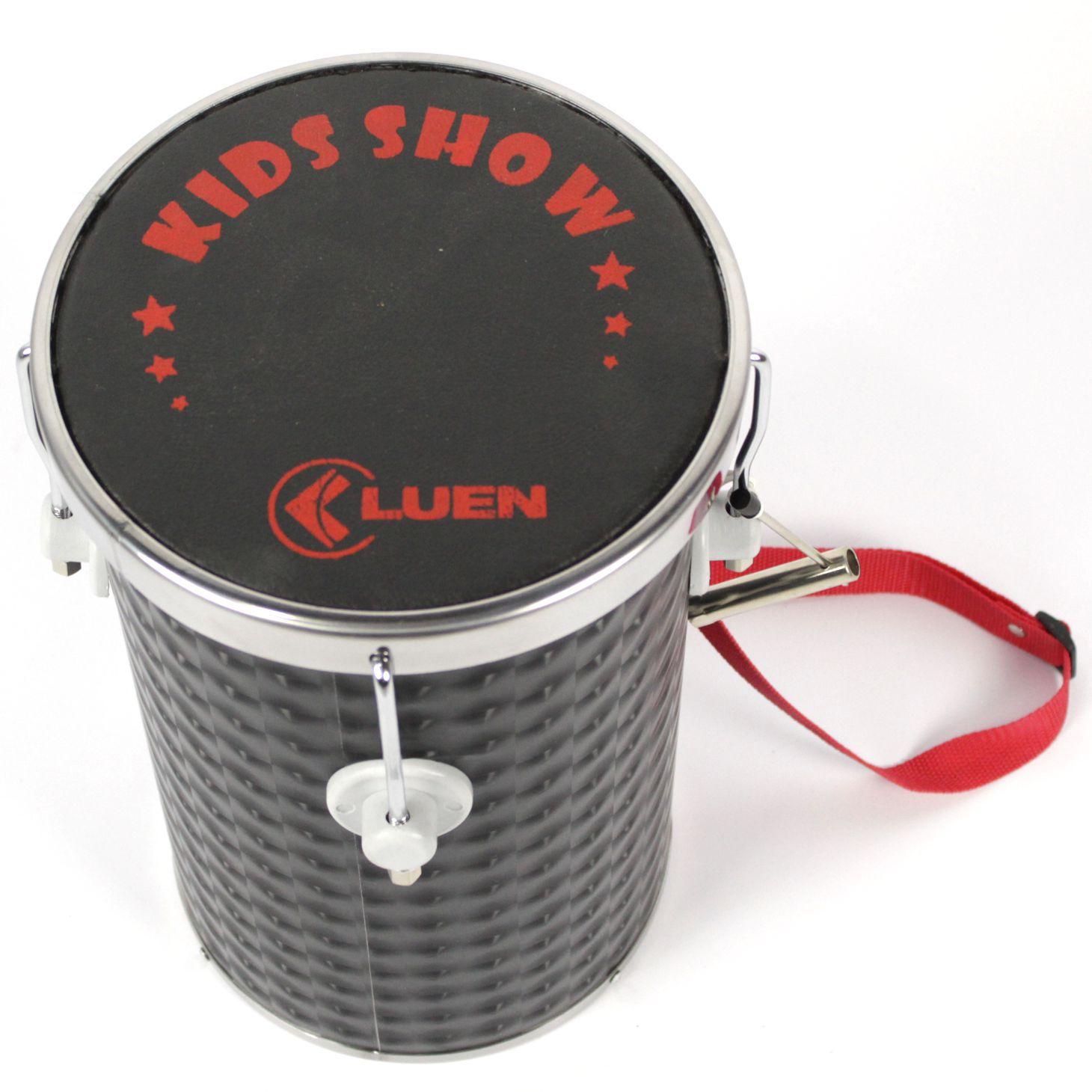 "Rebolo Infantil Luen KIDS SHOW 35 X 08"" - Preto - 29464PT"