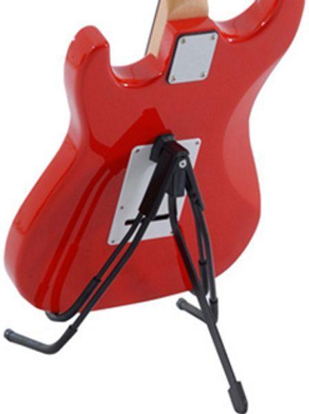 Suporte de Chão para Instrumento Portátil Guitarra Contra Baixo e Outros - IBOX - SGB