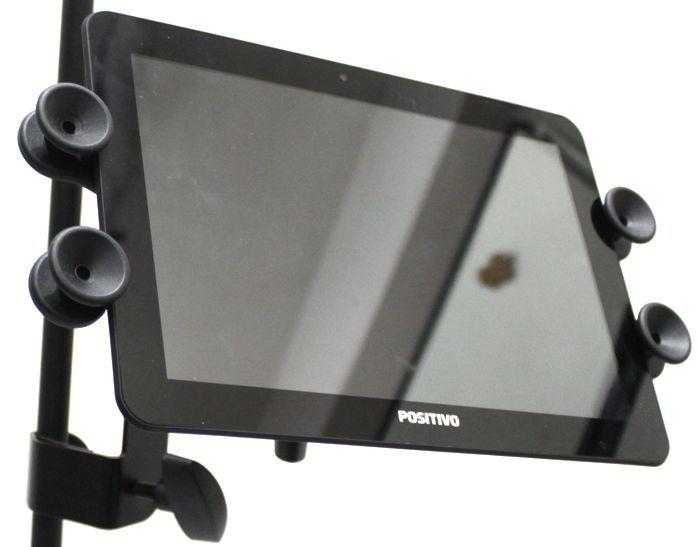 Suporte Universal para Tablet para Prender NO Pedestal - SIP105