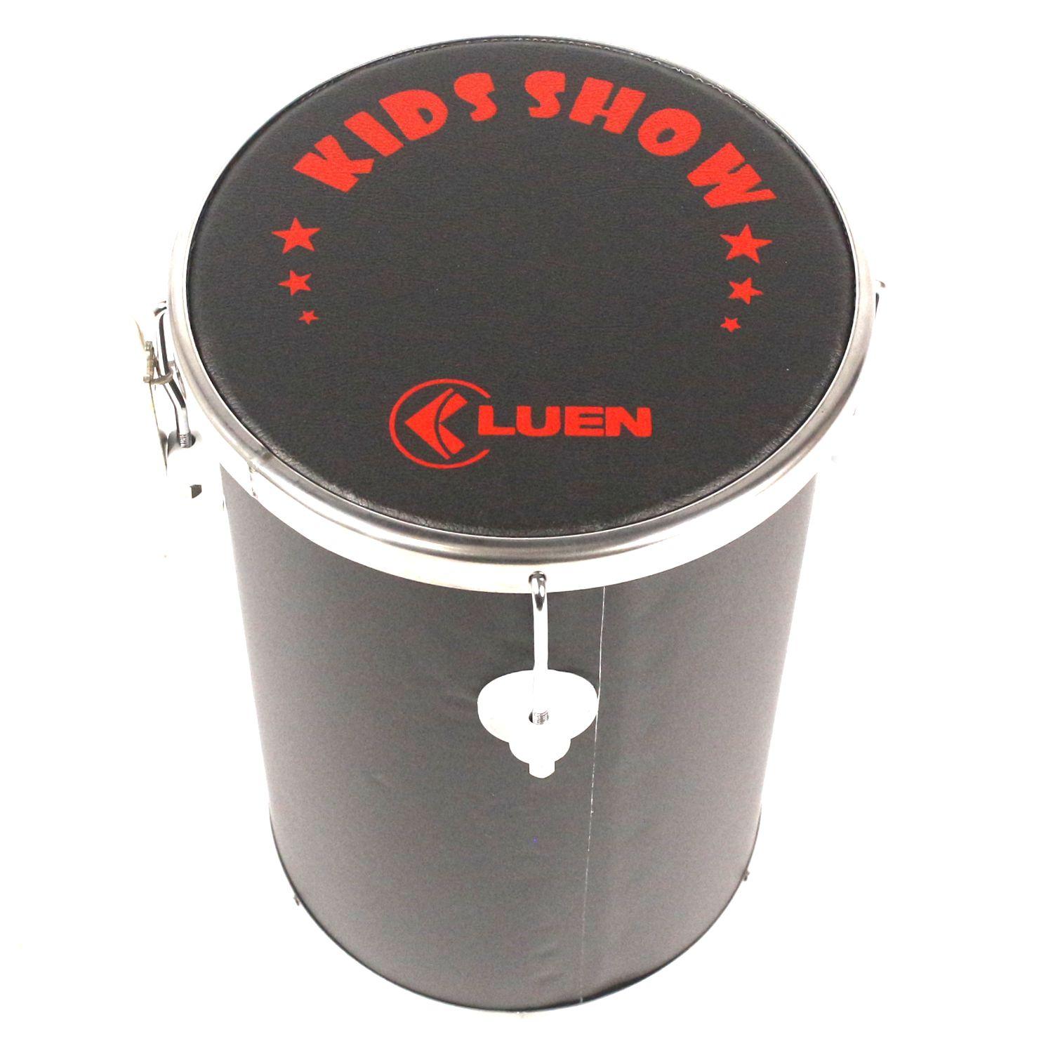 Tantam Infantil Luen KIDS SHOW 10 X 40 - Preto - 29465 PT