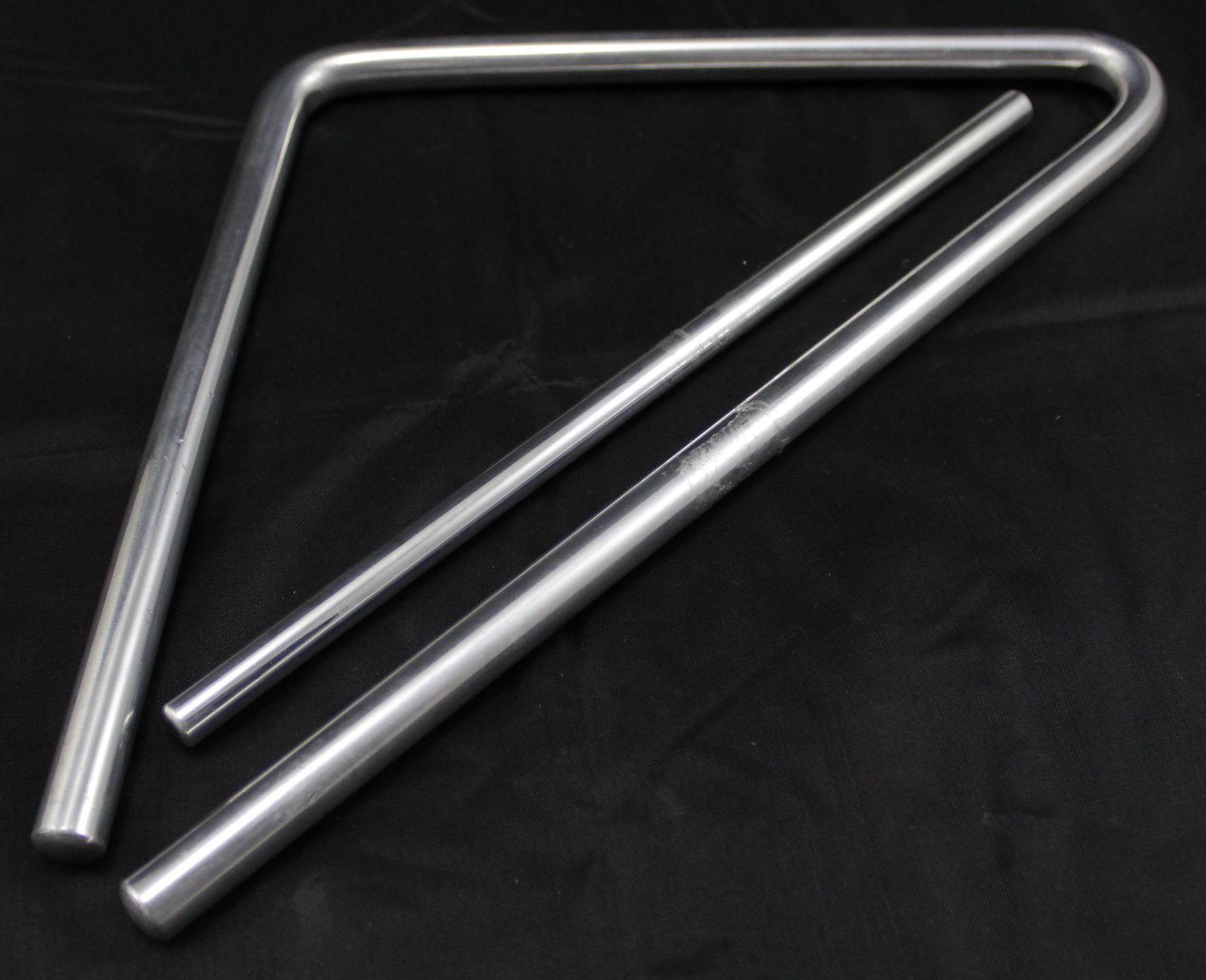 Triângulo Luen em Aluminio Grande de 25 CM - 19043