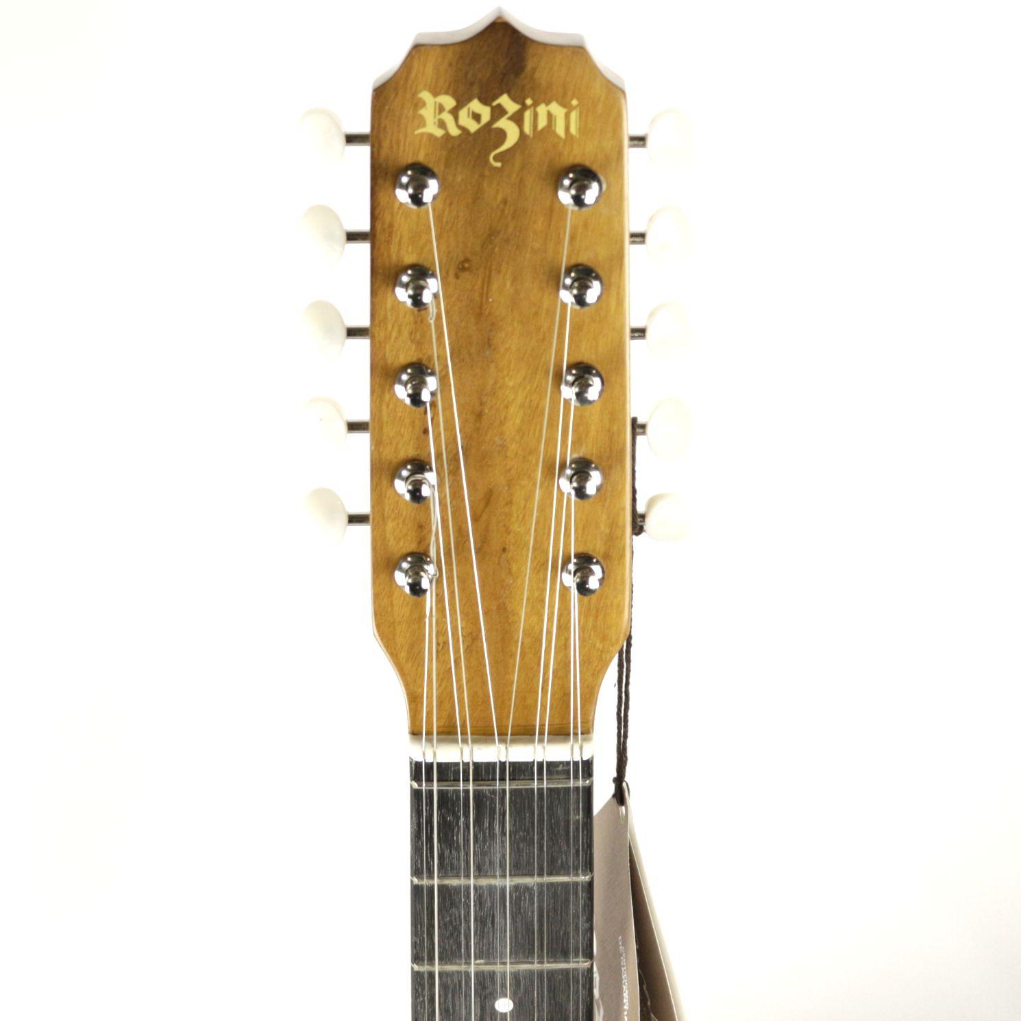 Viola Caipira Rozini RV151 Ponteio Acústica RV-151-AC-NA Brilhante