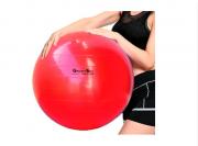 Bola de Ginástica Suiça 55cm vermelha