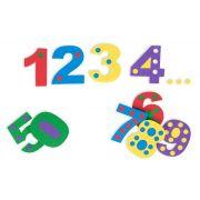 Numeral com Pinos de 0 a 9
