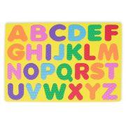 Placa De Alfabeto Em Eva