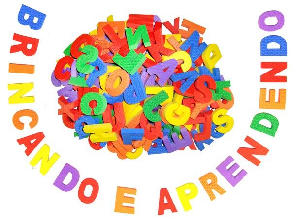 Alfabeto Móvel 72 Peças