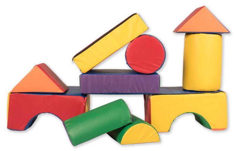 Formas Geométricas Educativo em Espuma