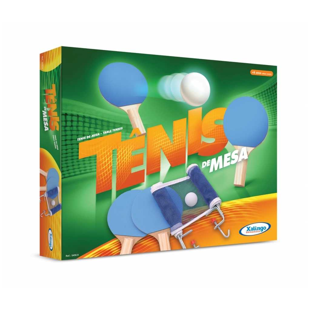Kit de Tênis de Mesa