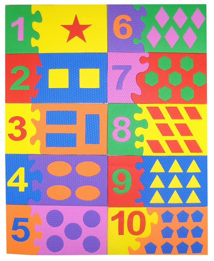 Numeral e Quantidade em EVA