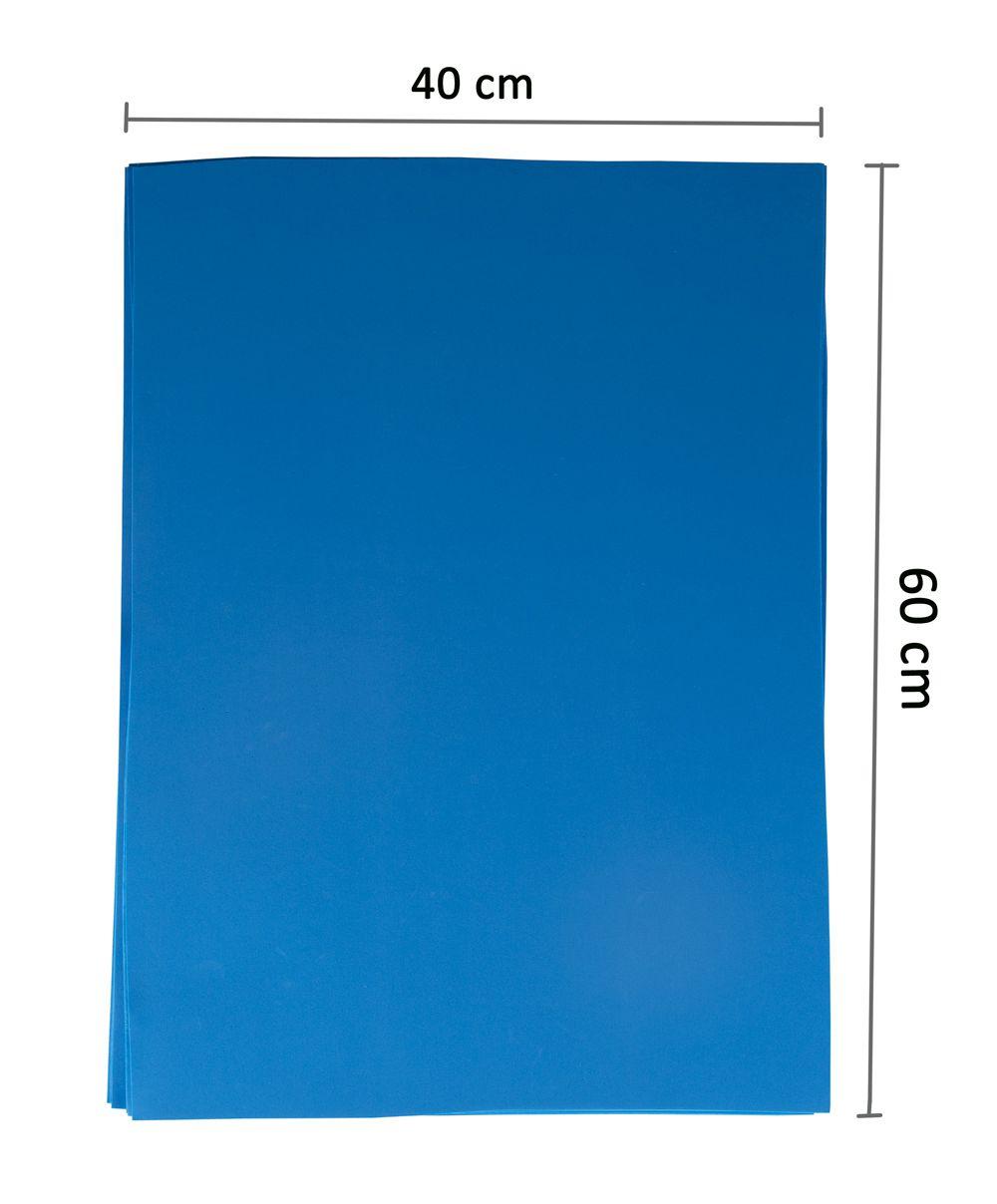 Pacote 10 Folhas em Eva VARIAÇÃO 1,5mm a  2mm 40 X 60 cm