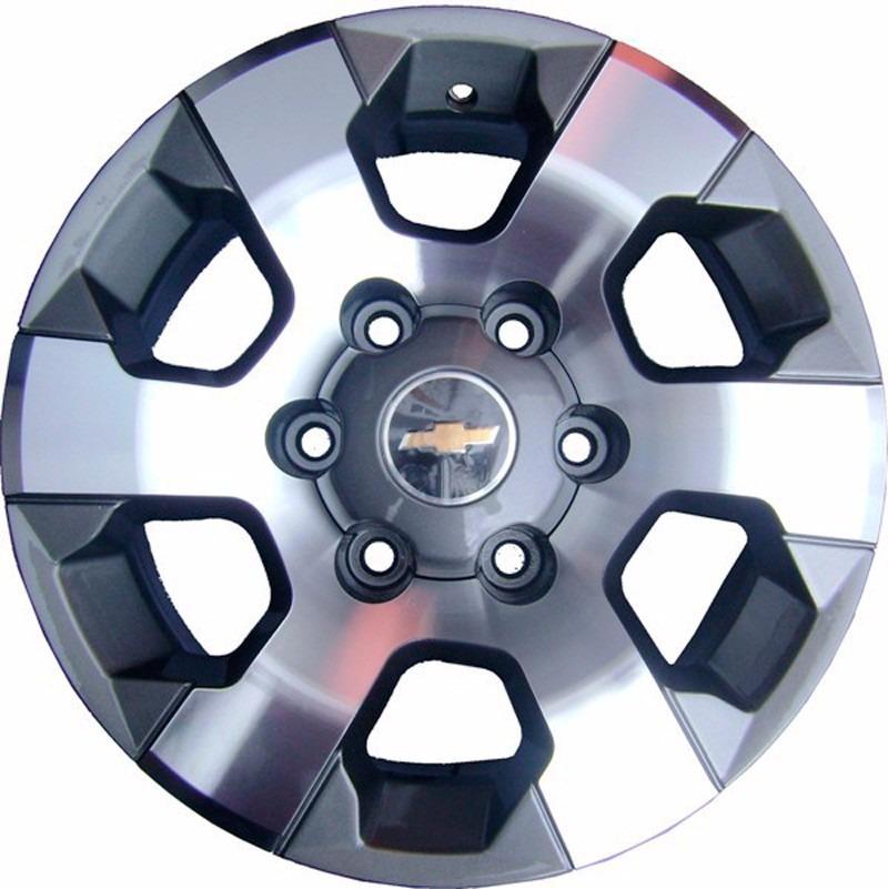 Roda S10/Hilux/Ranger  R31 KR aro 16X7 6X139 Pick-up jogo