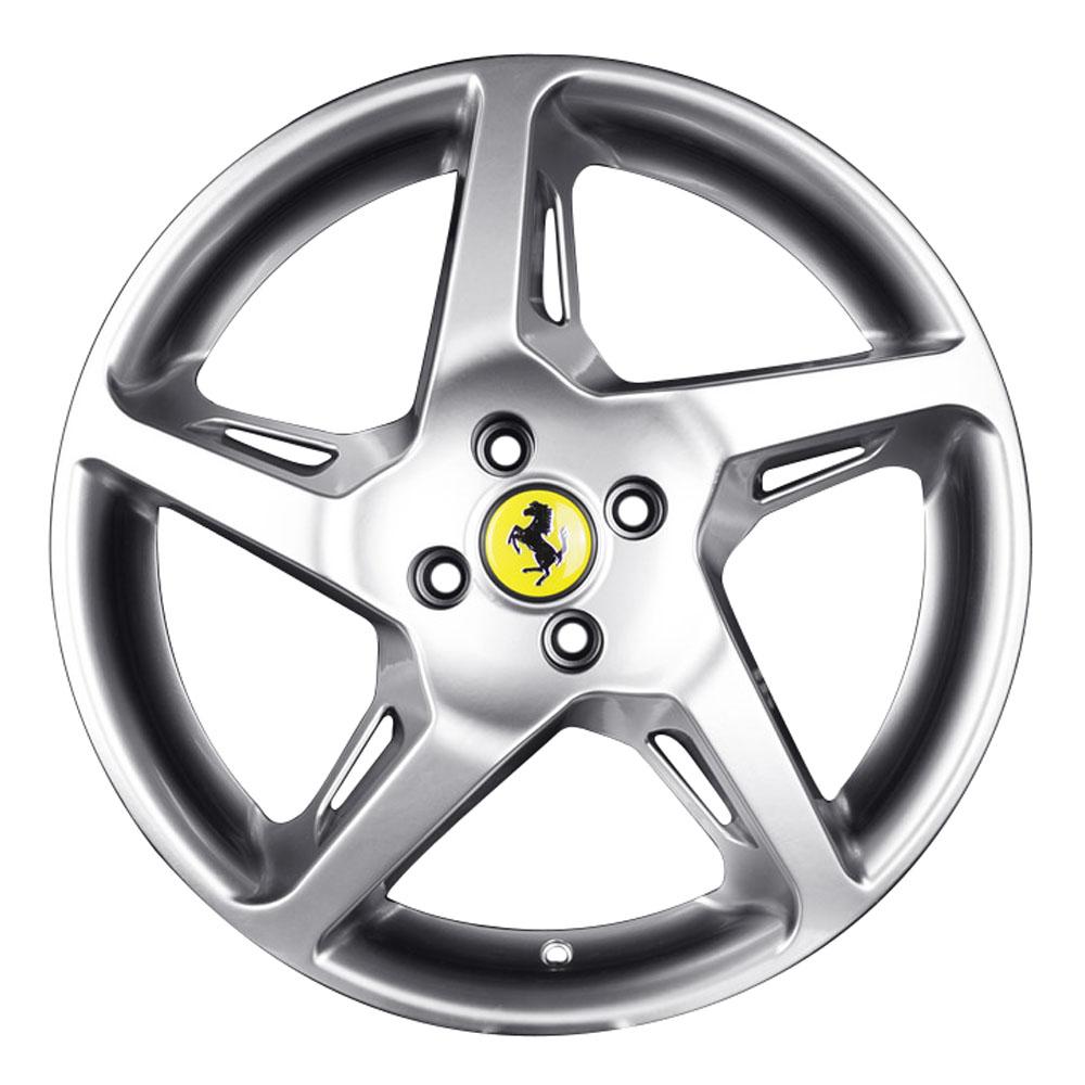 Rodas Ferrari ZK500  Zunky 4x100 Jogo