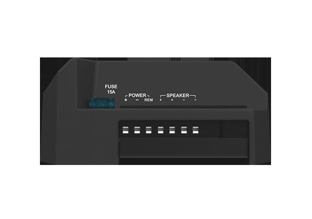 Amplificador Modulo Iron Line - IR 280.1 Stetsom