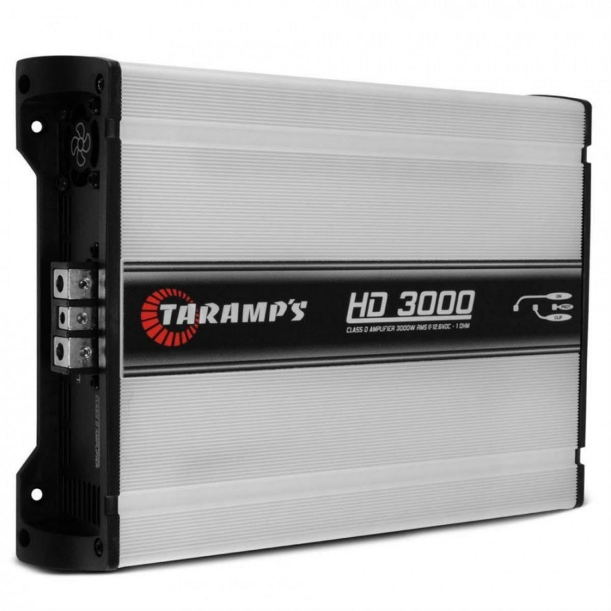 Amplificador / Módulo Digital  HD3000 - Taramps