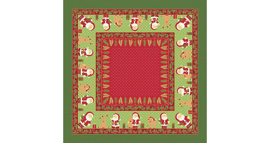 Toalha de Mesa de Natal 1 - Karsten
