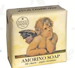 Sabonete Nesti Dante - Amorino Soap (Giglio Encantato)