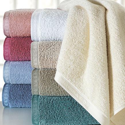 Jogo de toalha de banho 5 peças Century Trussardi