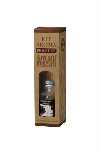 Kit Aroma Premium Baunilha