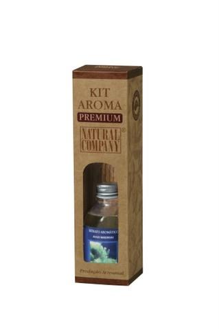 Kit Aroma Premium (Algas Marinhas) - Natural Company