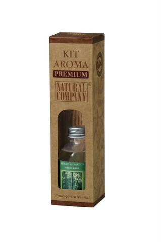 Kit Aroma Premium (Bamboo Blend) - Natural Company