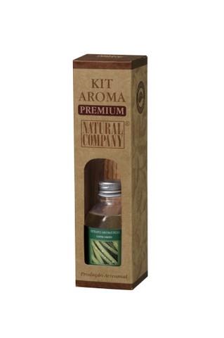 Kit Aroma Premium (Capim Limão) - Natural Company