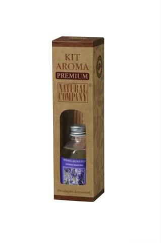 Kit Aroma Premium (Lavanda Francesa) - Natural Company