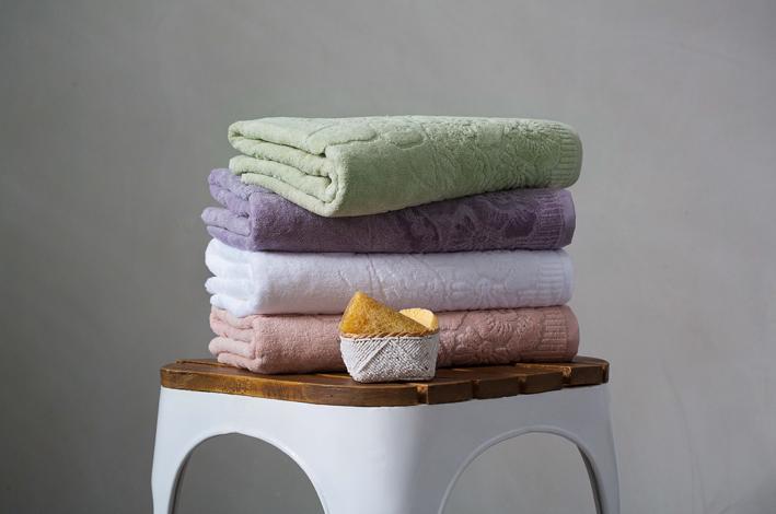 Jogo de toalha de banho 5 peças Pandora – Buddemeyer