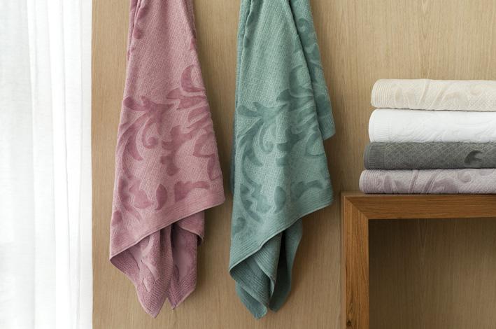 Jogo de toalha de banho 5 peças Fontana Gigante Buddemeyer