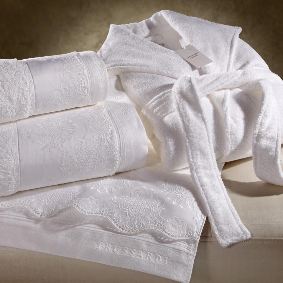 Jogo de toalha de banho 5 peças Century Navona - Trussardi