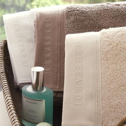Jogo de toalha de banho 5 peças Santorini - Trussardi