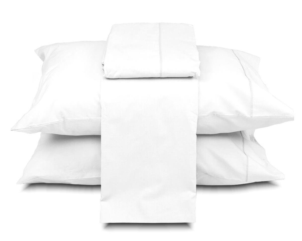 Lençol Casal Percal Confort Basic com Elástico Buddemeyer