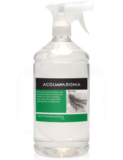 Água Perfumada p/ Roupas Acqua Aroma Alecrim 1,1 L