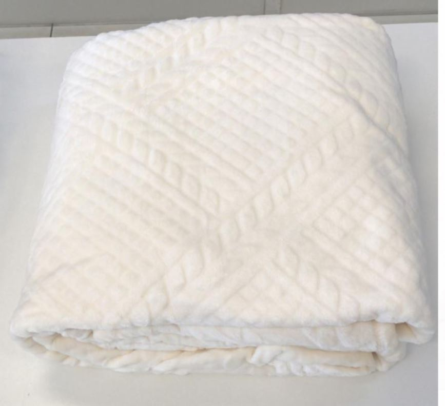 Cobertor Casal Flannel Soft Touch Davos Andreza