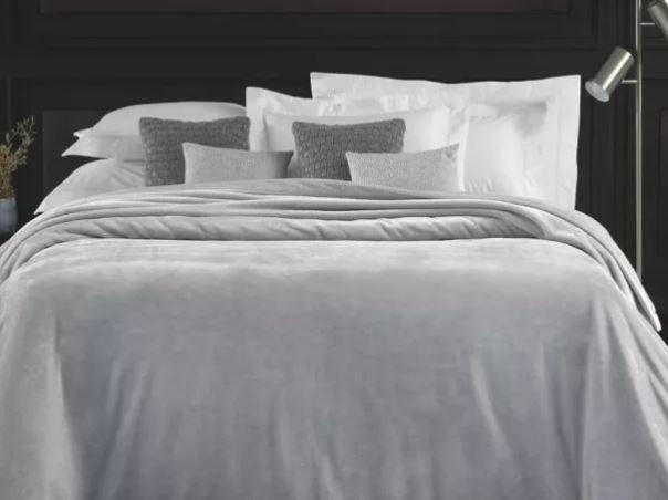 Cobertor King Piemontesi Trussardi