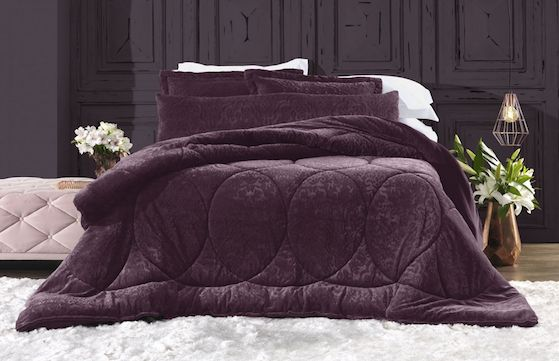 Edredom Queen Blend Elegance Luxury Altenburg