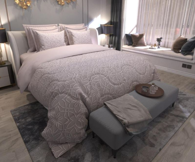 Edredom Queen Comfort Premium Duo Equilibrio Tecebem