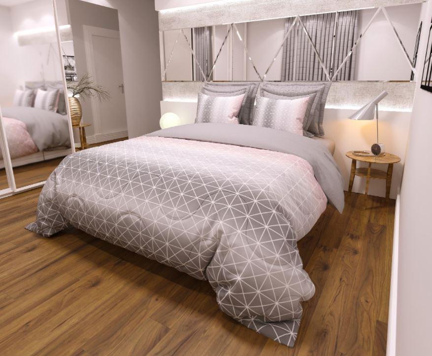 Edredom Queen Comfort Premium Duo Harmonia Tecebem