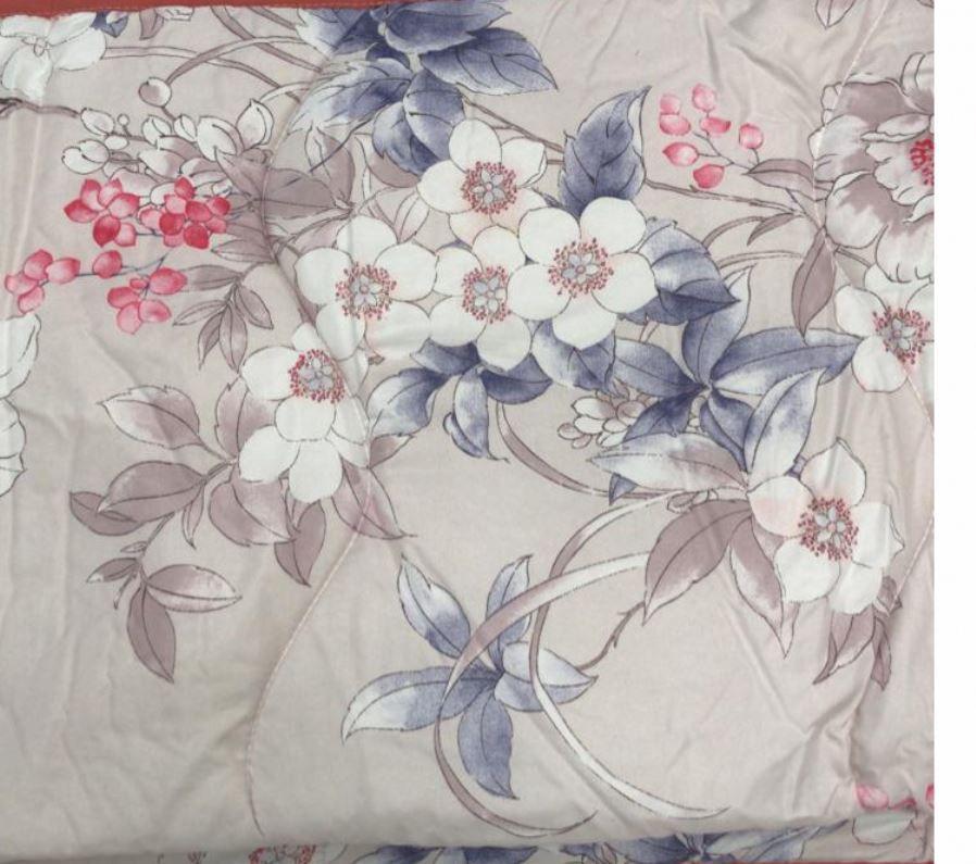 Edredom Solteiro New Confort Flor Altenburg