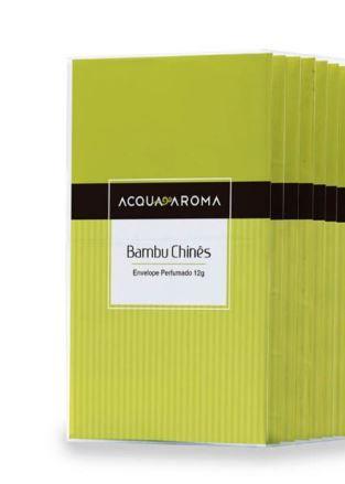 Envelope perfumado Acqua Aroma Bambu Chinês