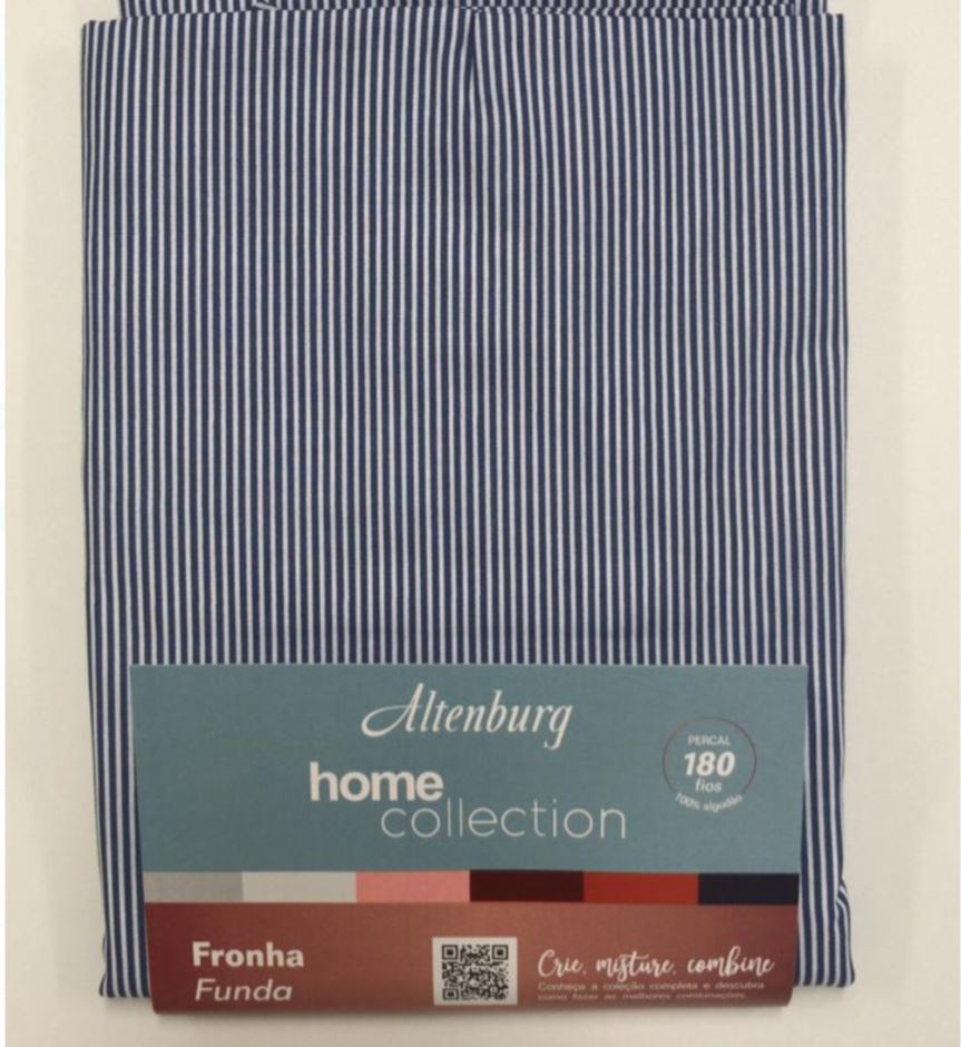 Fronha Avulsa Home Collection 50 x 70cm 180 Fios Altenburg