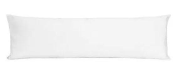 Fronha Body Pillow 40cm x 1,30m Microfibra Altenburg