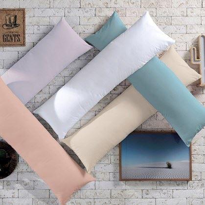 Fronha de Travesseiro Body Pillow Unique 40cm x 1,30m Altenburg