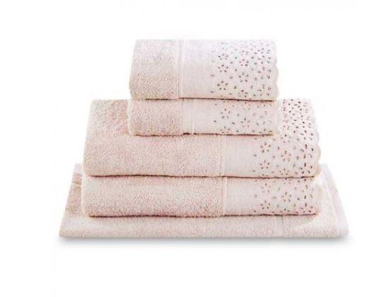 Jogo de toalha de Banho 5 peças Crystal Buddemeyer