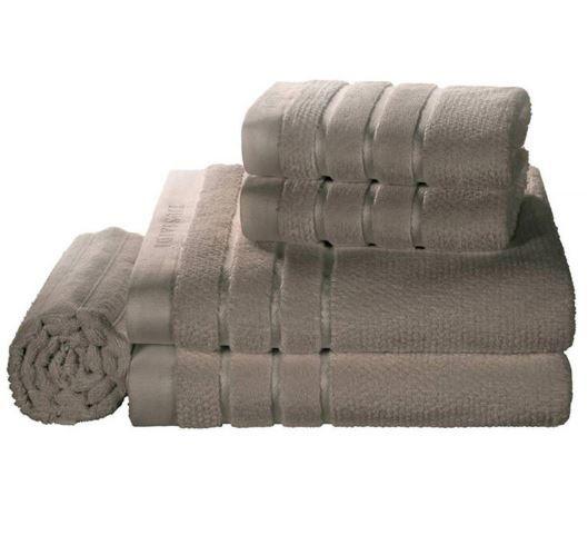 Jogo de toalha de banho 5 peças Massima Trussardi