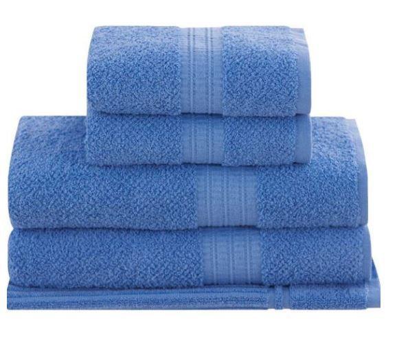 Jogo de toalha de banho Frapê 5 peças Buddemeyer