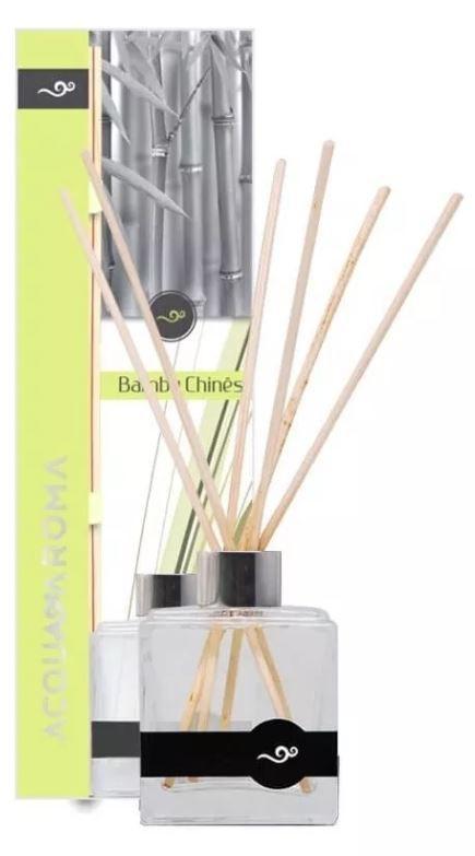 Kit 2 Difusores de Aromas Acqua Aroma Bambu Chinês 100 ML