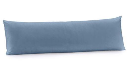 Kit 2 Fronhas de Travesseiro Body Pillow 40 x 1,30m 180 Fios Altenburg