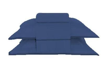 Kit 2 Jogos de Cama Solteiro Percal Confort Basic Premium Buddemeyer